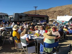 RV Camping with Singles